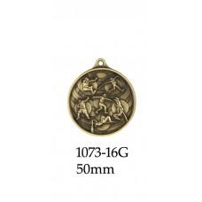 Athletics Medals 1073-15G,S,B  - 50mm