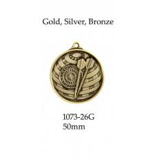 Darts Medals 1073-26G - 50mm