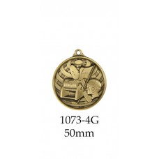 Surf Life Saving Medals 1073-4G, S or B - 50mm
