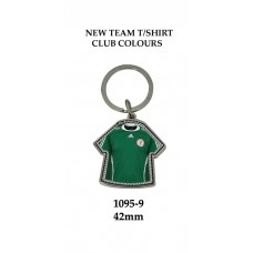 Key Rings Soccer 1095-9 - 42mm (Min 20)