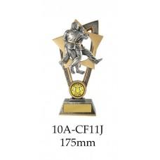 Martial Arts Trophies 10A-CF11J - 175mm Also 200m & 230mm