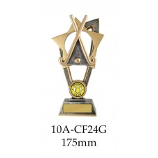 Hockey Trophies 10A-CF24G - 175mm Also 200mm & 230mm