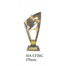 DartsTrophies 10A-CF26G - 175mm Also 200m & 230mm