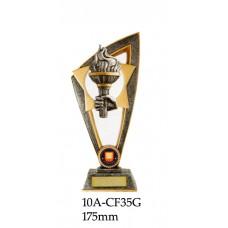 Achievement Trophies 10A-CF35G - 175mm