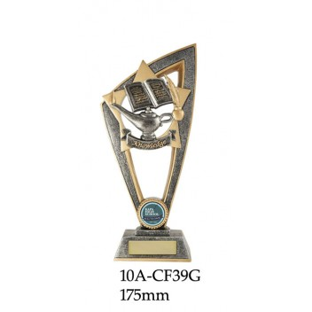 Knowledge Trophy 10A-CF39G - 175mm