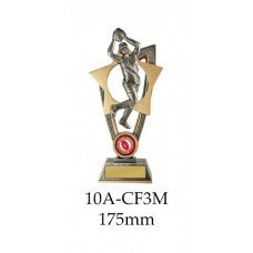 AFL Aussie Rules 10A-CF3M - 175mm Also 200mm & 230mm