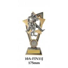 Martial Arts Trophies Judo 10A-FIN11J - 175mm Also 200mm & 230mm