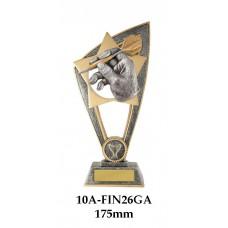 DartsTrophies 10A-FIN26GA - 175mm Also 200mm & 230mm