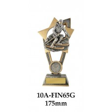 Snow Skiing 10A-FIN65G - 175mm Also 200mm & 230mm