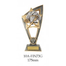Novelty Trophies Chef - 10A-FIN73G  - 175mm Also 200mm & 230mm