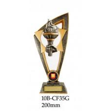 Achievement Trophies 10B-CF35G - 200mm
