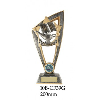 Knowledge Trophy 10B-CF39G - 200mm