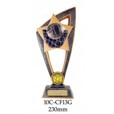 Volleyball Trophies 10C-CF13G - 230mm