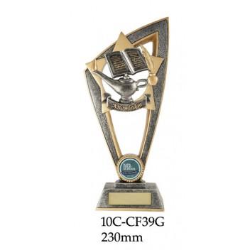 Knowledge Trophy 10C-CF39G - 230mm