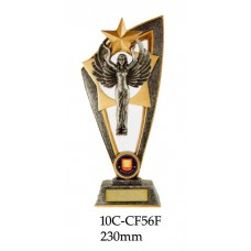 Achievement Trophies 10C-CF56F - 230mm