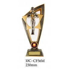 Achievement Trophies 10C-CF56M - 230mm