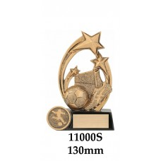 Soccer Trophies 11000S - 130 - Also 155mm & 180mm