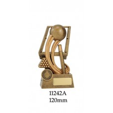 Billiards Snooker Trophies 11242A - 120mm Also 160mm & 170mm