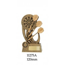 DartsTrophies 11275A - 120mm Also 145mm & 170mm