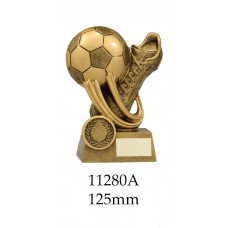 Soccer Trophies 11280A - 125mm Also 145mm