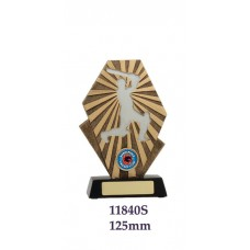 Cricket Trophies 11840S - 125mm Also 150mm & 180mm