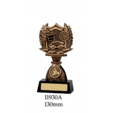 Swimming Trophies 11930A - 130mm Also 155mm & 180mm