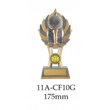 Golf Trophies 11A-CF10G - 175mm Also 200mm & 230mm
