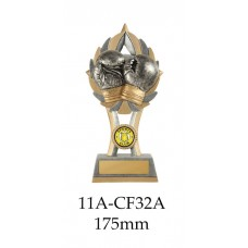 Boxing Trophies  11A-CF32A - 175mm Also 200mm & 230mm