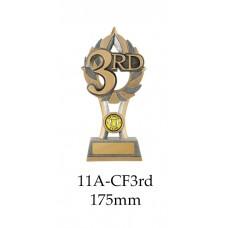 Motorsport Trophies 11A-CF3rd - 175mm