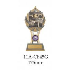 Music Trophies 11A-CF45G - 175mm