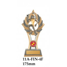 Surf Life Saving Trophies Female 11A-FIN-4F - 175mm Also 200mm & 230mm