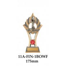 Cricket Trophies Female Fielder 11A-FIN-1FLDF - 175mm Also 200mm & 230mm