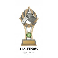 Soccer Trophies Whistle 11A-FINOW - 175mm
