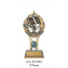 Achievement Trophies 11A-FIN39G - 175mm
