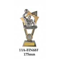 Water Polo Trophies Female 11A-FIN68F - 170mm Also 200mm & 230mm