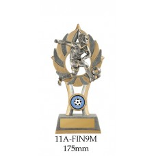 Soccer Trophies Male 11A-FIN9M - 175mm Also 200mm & 230mm