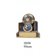 Soccer Trophies 12038 - 260mm