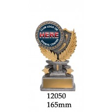 Universal Trophies 12050 - 165mm Any Logo