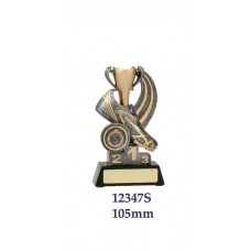 Athletics Trophies 12347S - 105mm Also 130mm & 155mm