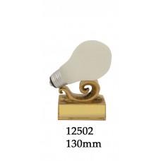 Novelty Trophy - Bright Idea - 12502- 130mm