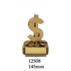 Novelty Trophies Dollar Man - 12508 - 145mm