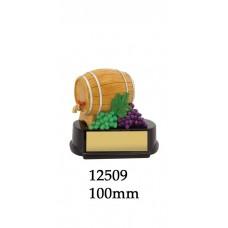 Novelty Trophy  Wine Award - 12509 - 100mm