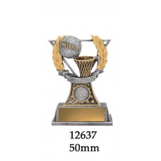 Netball Trophies 12637 - 150mm