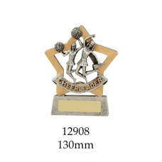 Cheerleading Trophies 12908 - 130mm