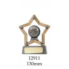 Netball Trophies 23537A - 120mm Also 140mm & 160mm