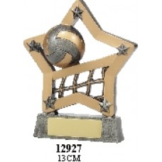 Volleyball Trophies 12927 - 130mm