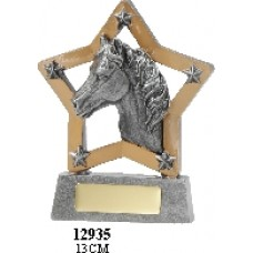 Equestrian Trophies 12935 - 130mm
