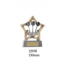Darts Trophies 12938 - 130mm