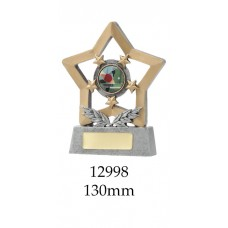 Table Tennis Trophies 12998 - 130mm - 25mm Centre