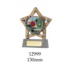 Table Tennis Trophies 12999 - 130mm - 50mm Centre